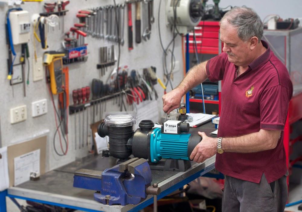 Sửa máy bơm nước quận phú nhuận