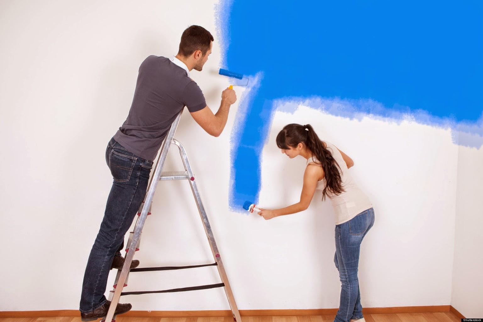 Dịch vụ sơn nhà trọn gói tại tphcm Hotline 0908 648 509 - Công ty sơn sửa nhà - Chống thấm - Đóng trần thạch cao - Điện nước