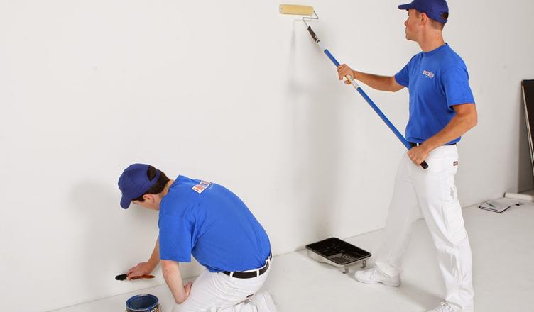 Dịch vụ sơn nước hcm - Công ty sửa chữa nhà - Chống thấm - Sơn lại nhà cũ giá rẻ