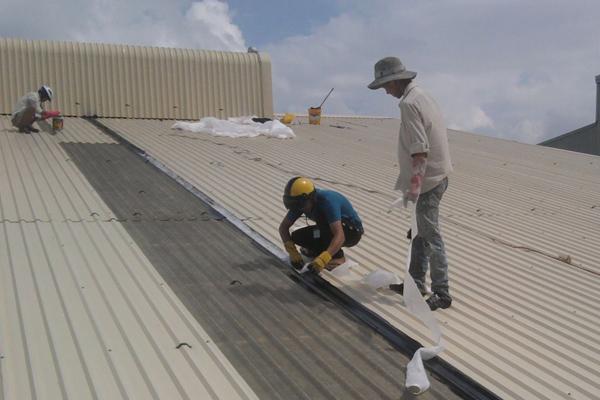 Dịch vụ chống dột mái tôn tphcm - Sửa chữa nhà - Sơn nhà giá rẻ tại hcm Liên hệ 0908.648.509