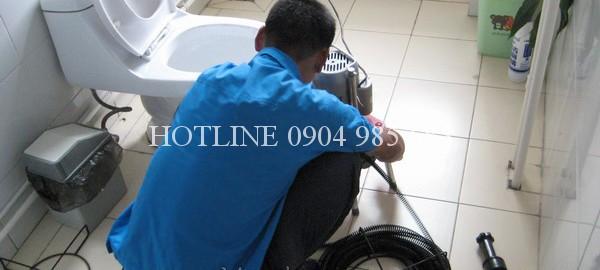 Dịch vụ sửa chữa toilet ở tại tphcm