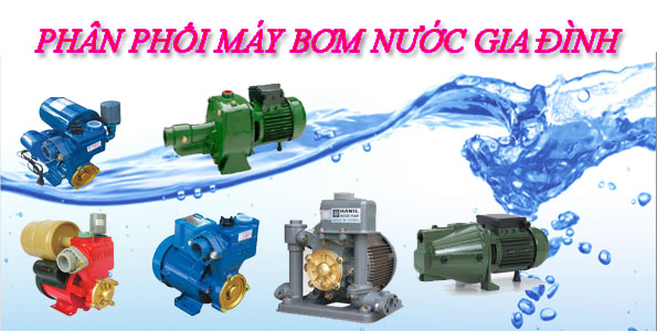 Dịch vụ sửa máy bơm nước tại quận 1 tphcm