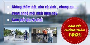 Thợ chống thấm tại Tphcm
