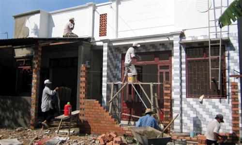 Dịch vụ sửa nhà ở quận 5