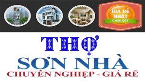 Thợ sơn nhà giá rẻ ở quận 10 - Đội Thợ Sơn Nhà Quận 10 Uy Tín