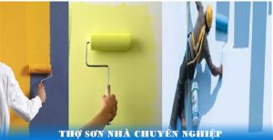 Thợ sơn nhà giá rẻ ở quận 4 chuyên nghiệp