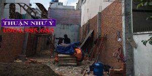 Thợ sửa nhà TPHCM uy tín nhất