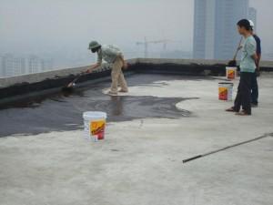 Chuyên sửa chữa chống thấm quận 7 - Chống thấm sàn bê tông,sân thượng - Chất lượng - Hiệu quả - Bảo hành dài hạn