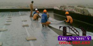 Dịch vụ chống thấm ở tại TPHCM uy tín, chuyên nghiệp