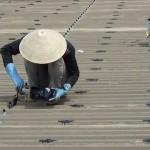 Dịch vụ chống dột mái tôn quận 1 - Công ty chuyên thi công mái tôn - Sửa chữa mái tôn giá rẻ