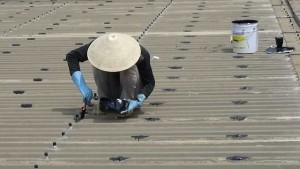 Dịch vụ chống dột mái tôn quận 1