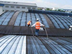Dịch vụ chống dột mái tôn quận 10 - Chuyên sửa chữa nhà - Sơn lại nhà cũ đẹp - Chống thấm nhà vệ sinh