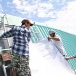 Dịch vụ chống dột mái tôn quận 11 - Dịch vụ chống thấm nhà xưởng Tại hcm Liên hệ 0908.648.509