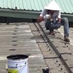 Dịch vụ chống dột mái tôn quận 2 - Công ty sửa chữa nhà - Sơn nhà - Chống thấm - Trần thạch cao - Điện nước tại tphcm