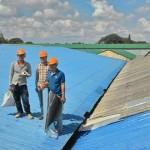 Dịch vụ chống dột mái tôn quận 4 - Sửa chữa mái tôn - Thi công lợp mái tôn chuyên nghiệp