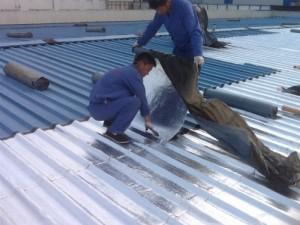 Dịch vụ chống dột mái tôn quận 7