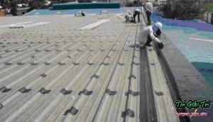 Dịch vụ chống dột mái tôn quận 8 - Chất lượng đảm bảo - Chuyên nghiệp