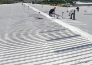 Dịch vụ chống dột mái tôn quận gò vấp tphcm - Sửa chữa mái tôn uy tín