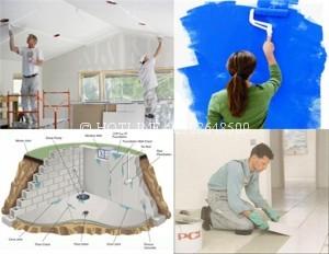 Chuyên sửa chữa nhà tại tphcm