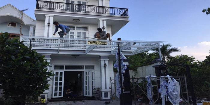 Sửa chữa nhà ở quận 1
