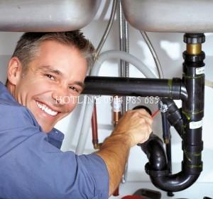 Dịch vụ sửa chữa đường ống nước tại quận 1