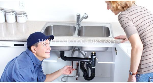 Dịch vụ sửa chữa đường ống nước tại quận 2