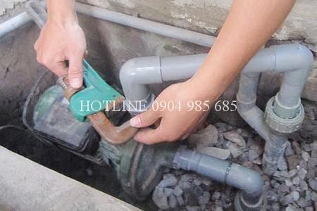 Dịch vụ sửa chữa đường ống nước tại quận 5
