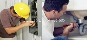Dịch vụ sửa chữa đường ống nước tại quận 7