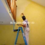 Thợ sơn sửa chữa nhà ở tại quận 10