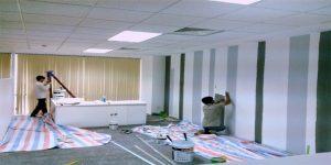 Thợ sơn sửa chữa nhà ở tại quận 3