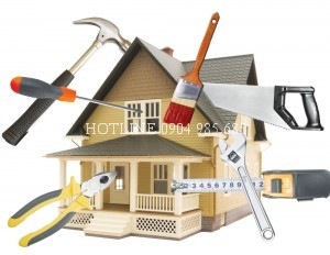 Thợ sơn sửa chữa nhà ở tại quận 6