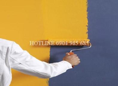 Thợ sơn sửa chữa nhà ở tại quận 7