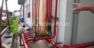 Dịch vụ sửa đường ống nước tại bình tân