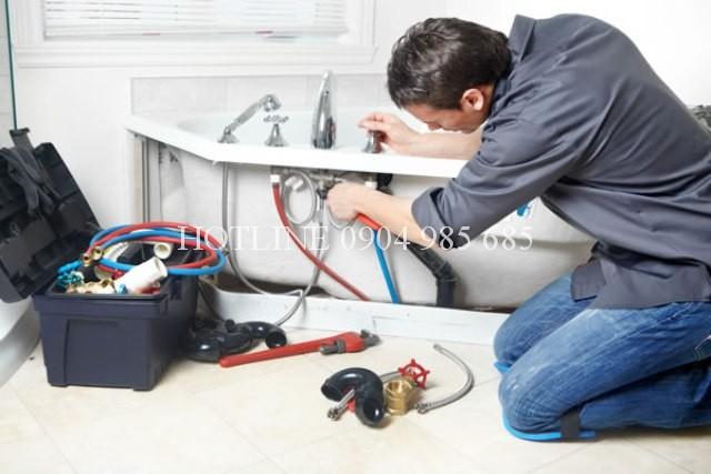 Dịch vụ sửa đường ống nước tại phú nhuận