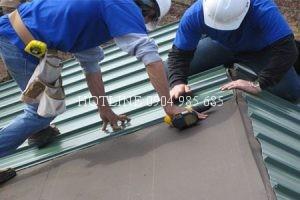 Dịch vụ lợp mái tôn tại tphcm