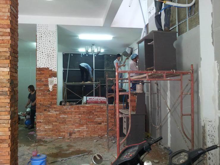 Chuyên nhận sửa chữa nhà tại quận 1