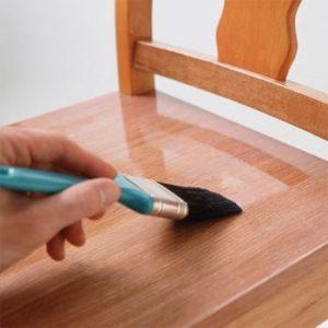 chuyên nhận sơn PU đồ gỗ nội thất