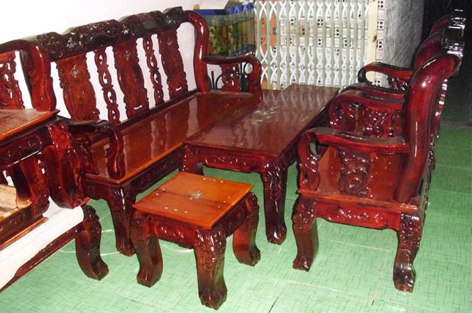 chuyên nhận sơn PU đồ gỗ nội thất chất lượng