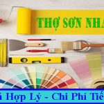 Dịch vụ sơn nhà tại Bến Cát Bình Dương