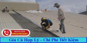 Dịch vụ chống dột mái tôn TPHCM