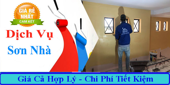 Dịch vụ sơn nhà ở tại TPHCM uy tín