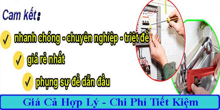Sửa chữa điện tại nhà quận thủ đức