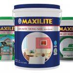 Bảng báo giá sơn maxilite