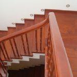 Báo giá làm cầu thang gỗ