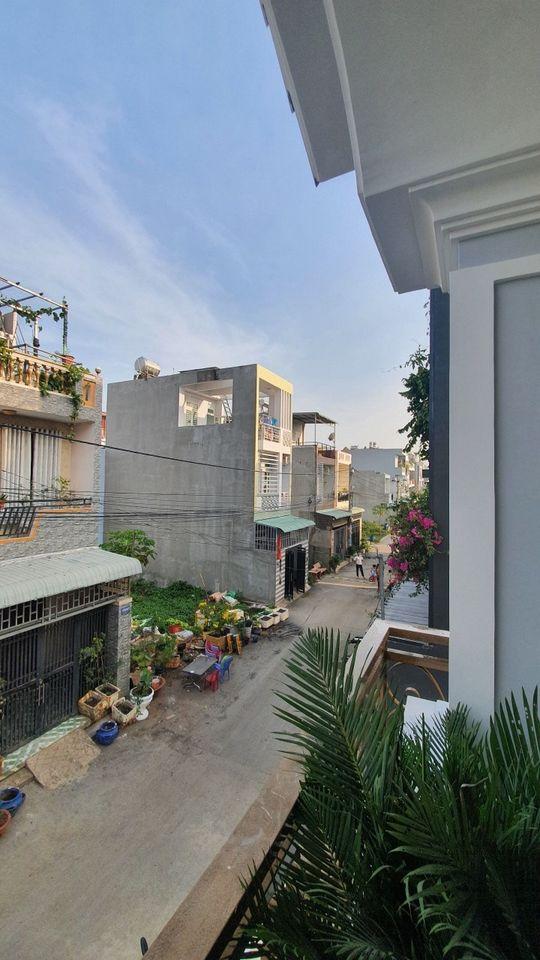 Chủ gửi nhà mới đẹp 1 trệt 2 lầu hẻm 47 Trường Lưu - TP. THỦ ĐỨC