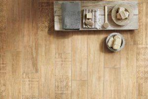Những mẫu gạch giả gỗ phổ biến tại Việt Nam