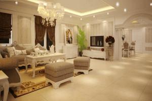 Mẫu trang trí phòng khách đẹp, xu hướng năm 2021