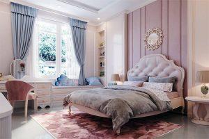 Mẫu thiết kế phòng ngủ đẹp, hợp xu hướng 2021
